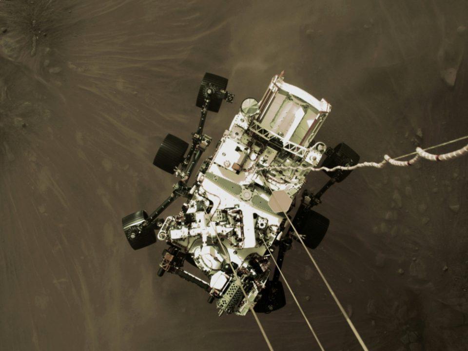 Κυρίες και κύριοι αυτός είναι ο Άρης: Νέες εικόνες της NASA από το ρόβερ Perseverance