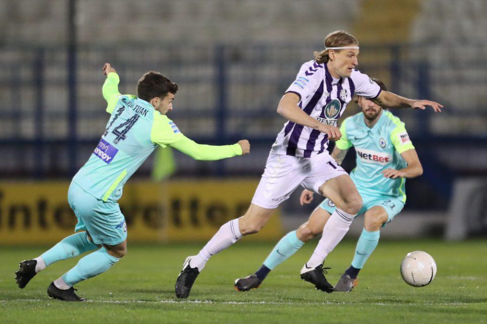 Super League 1: Ζορίστηκε στο τέλος ο Απόλλων Σμύρνης, 2-1 τον Ατρόμητο στη Ριζούπολη