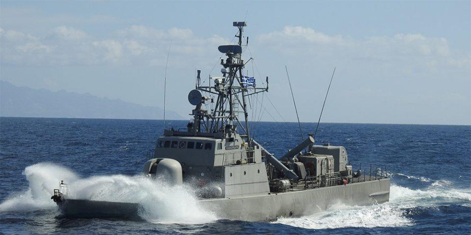 Σε ετοιμότητα το Πολεμικό Ναυτικό - Εντυπωσιακές εικόνες από την άσκηση στο Αιγαίο
