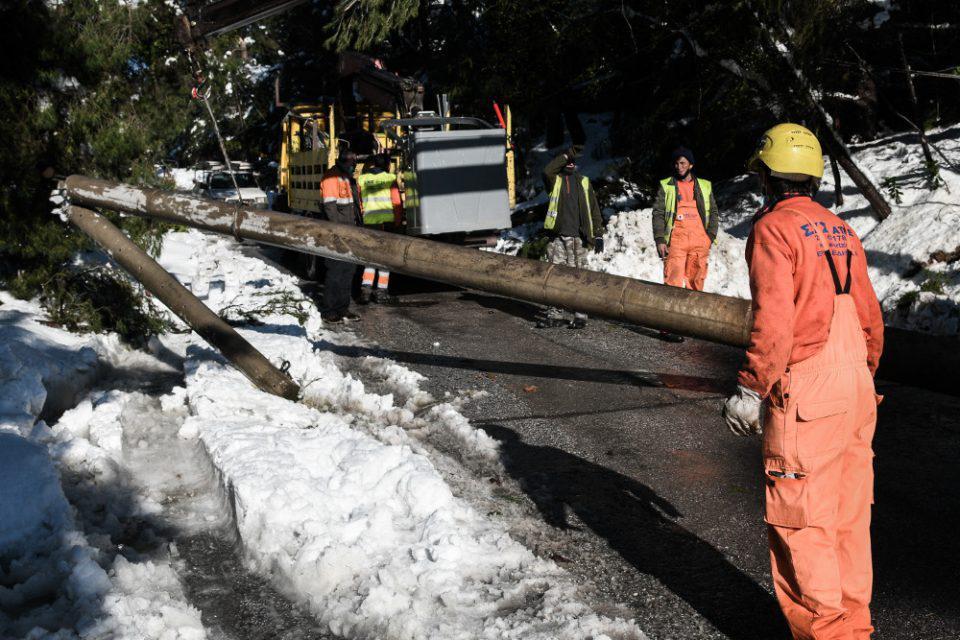 ΔΕΔΔΗΕ για διακοπές ρεύματος: Ολοκληρώνεται η αποκατάσταση - Σε επτά περιοχές παραμένουν τα προβλήματα