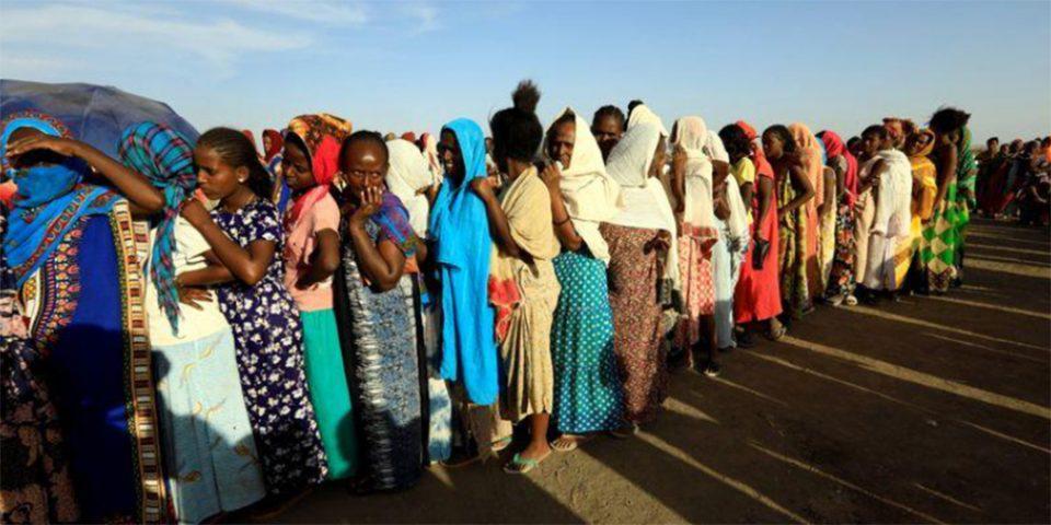 Αιθιοπία: Η κυβέρνηση επιβεβαιώνει δεκάδες βιασμούς γυναικών στο Τιγκράι