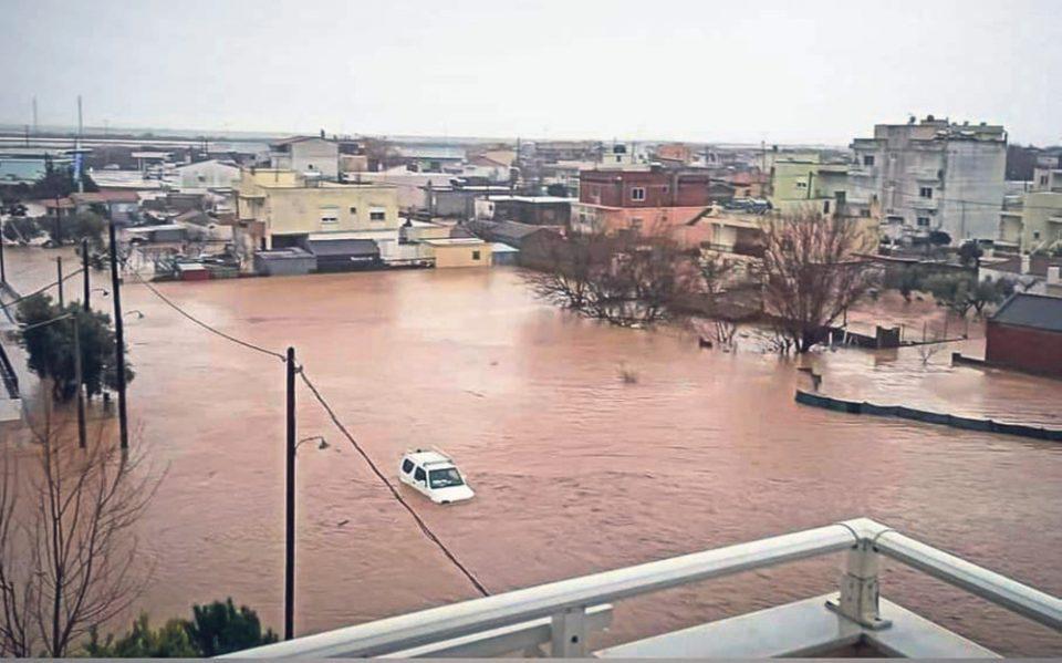 Έβρος: Τους έπνιξαν η βροχή και οι φωτιές του καλοκαιριού - Οι δορυφορικές φωτογραφίες δείχνουν την καταστροφή