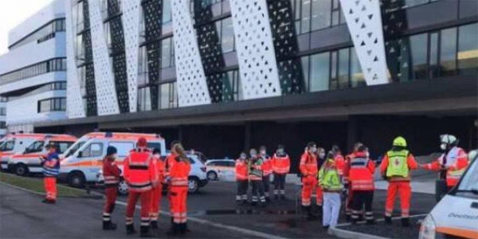 Συναγερμός στη Γερμανία: Έκρηξη επιστολής - βόμβας στην έδρα αλυσίδας σούπερ μάρκετ - Τρεις τραυματίες