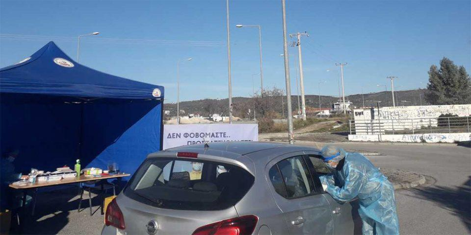 Κορωνοϊός: Rapid tests του ΕΟΔΥ σε 32 περιοχές της Ελλάδας - Πόσα ήταν τα θετικά