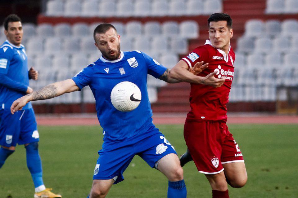 Super League 1: Η Λαμία νίκησε στο «Αλκαζάρ» 1-0 και «βύθισε» την ΑΕΛ