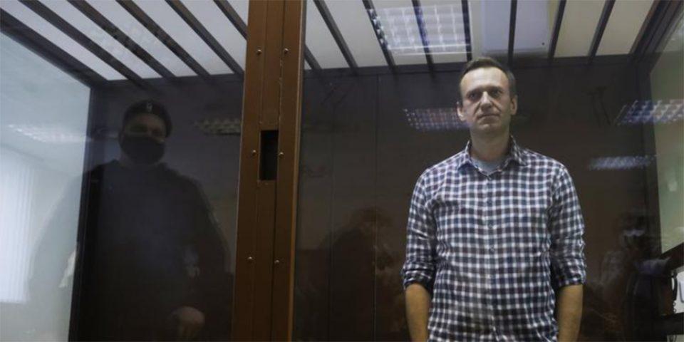 Μόσχα: Εξτρεμιστική οργάνωση το «Ταμείο κατά της Διαφθοράς» και ότι έχει ιδρύσει ο Ναβάλνι