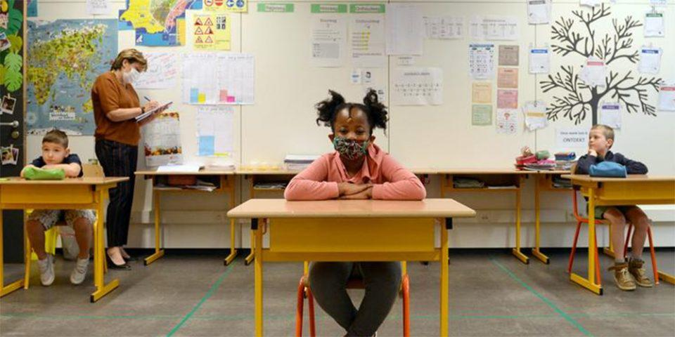 Κορωνοϊός – ΗΠΑ: Τα Κέντρα Ελέγχου και Πρόληψης Ασθενειών λένε «ναι» στο άνοιγμα των σχολείων!
