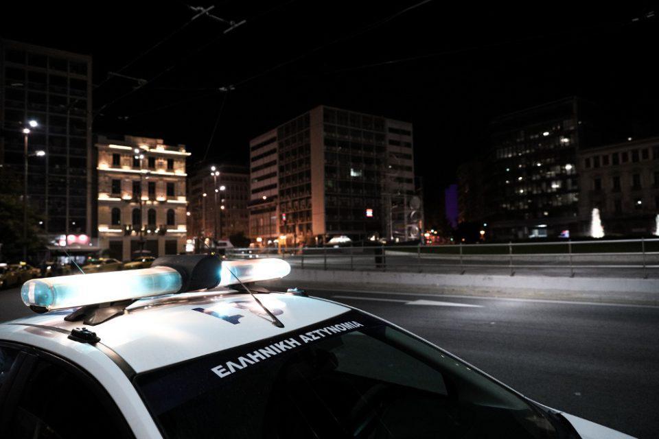 Κυψέλη: Δύο συλλήψεις τα ξημερώματα για επεισόδια
