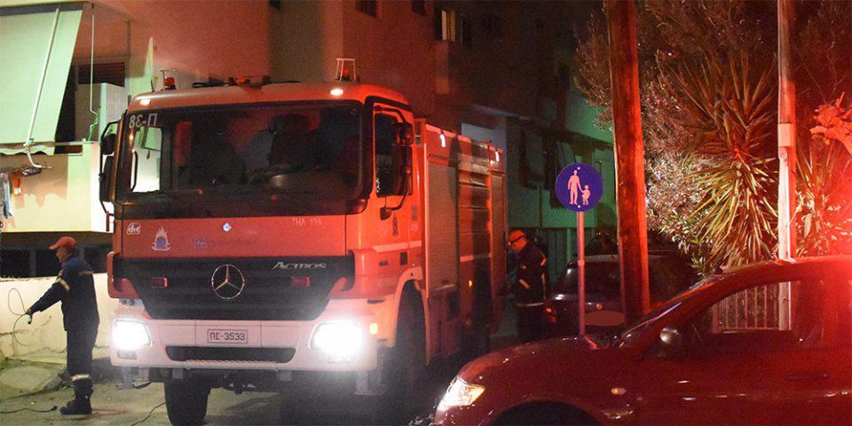 Έκρηξη σε εταιρεία πετρελαιοειδών στη Βάρη – Ένας τραυματίας