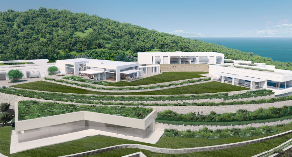 Δύο «ναι» για Σκορπιό και βίλα Ιόλα από το Κεντρικό Συμβούλιο Αρχιτεκτονικής