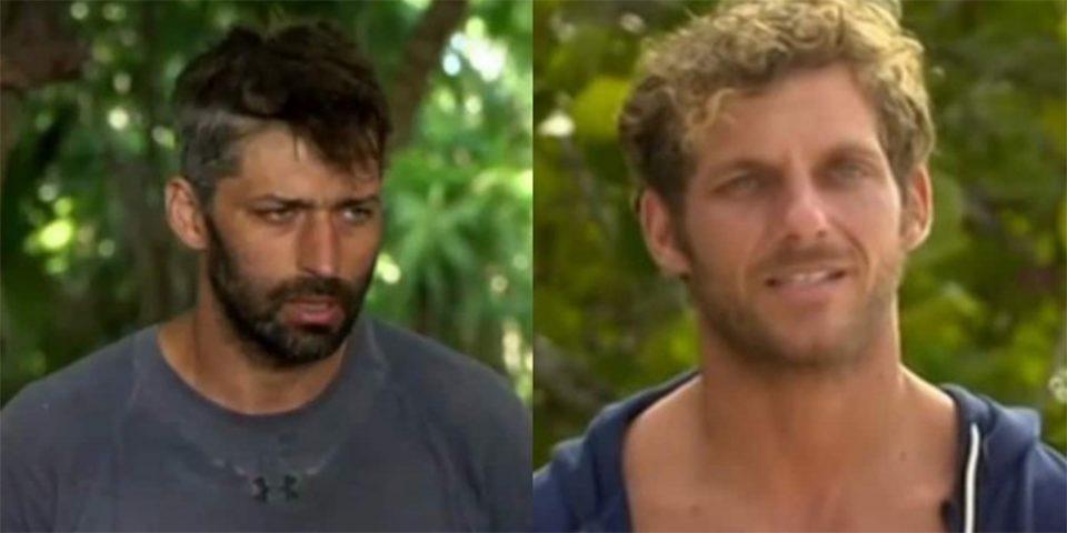 «Survivor 4»: Αυτός είναι ο λόγος της… φυγής του Άλεξ και του Κρις από την παραλία