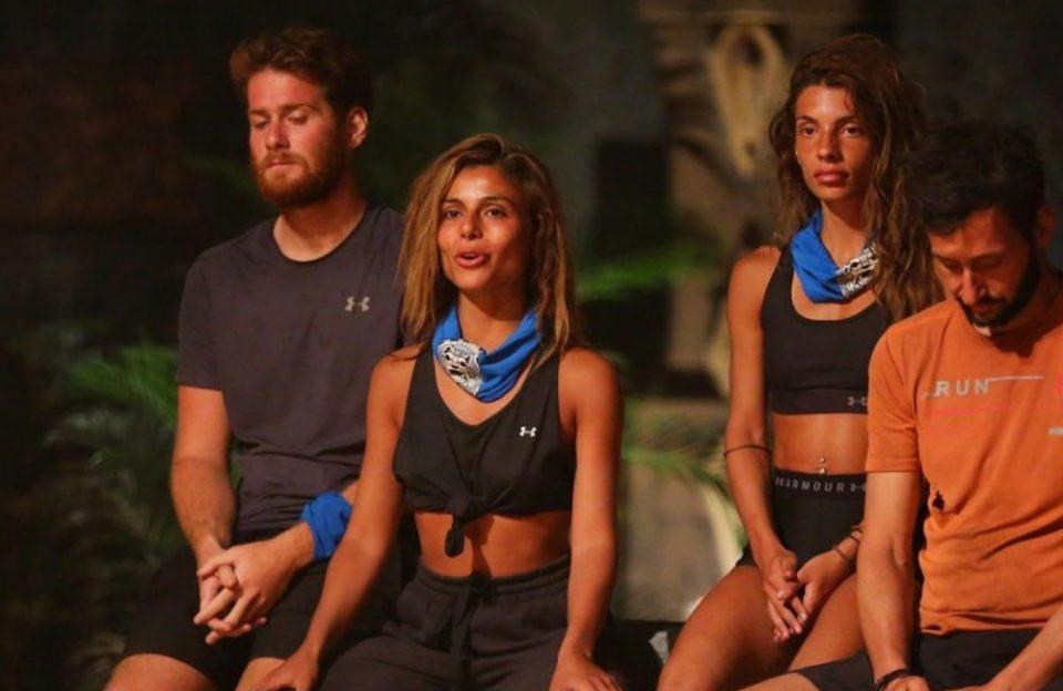 Survivor 4: Άγρια σκηνικά με τους Μπλε και την Ελευθερία - Την «βαρούσαν» πίσω από τις κάμερες