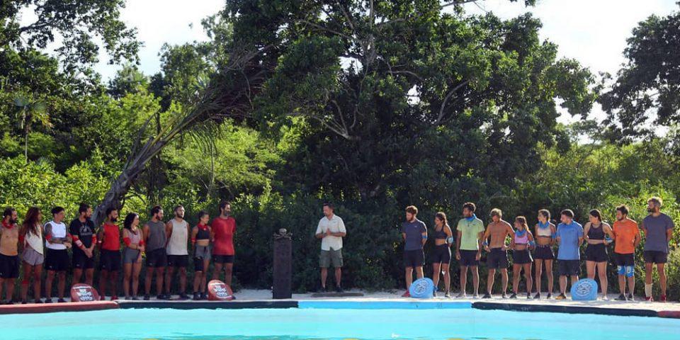Survivor 4: Το πάρτι της ένωσης είναι γεγονός! [βίντεο]