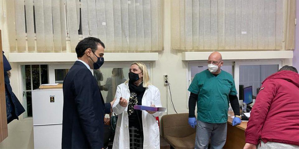 Κορωνοϊός - Φυλακές Κορυδαλλού: Εμβολιασμοί σε κρατούμενους και προσωπικό