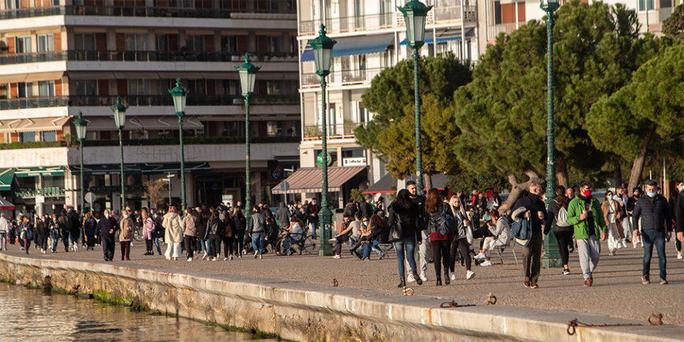 Κορονοϊός: Τα μισά κρούσματα εντοπίζονται σε βόρεια Ελλάδα και Λάρισα