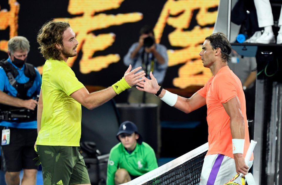 Australian Open - Η ανατροπή του αιώνα: Ο Τσιτσιπάς «χιόνισε» τον Ναδάλ!