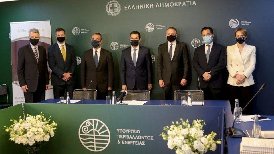 Υπεγράφη η νέα συμφωνία για τα μεταλλεία της «Ελληνικός Χρυσός» στη Χαλκιδική – Τι προβλέπει