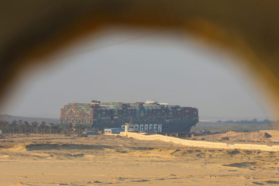 Διώρυγα του Σουέζ: «Αποκολλήθηκε» το Ever Given - Οι πρώτες εικόνες - Τι μεταφέρει