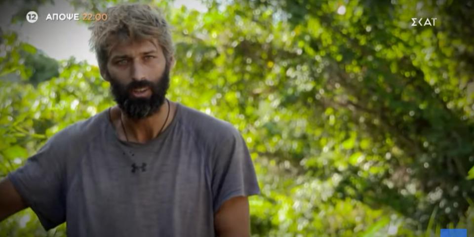 Survivor 4: Εξαφανίστηκε στο δάσος πάλι ο Αλέξης Παππάς με... γυναίκα
