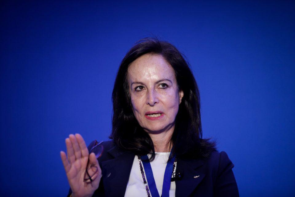 Αννα Διαμαντοπούλου: Απέσυρε την υποψηφιότητά της για την ηγεσία του ΟΟΣΑ