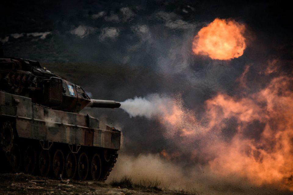 Ελλάδα και Αίγυπτος «πλήγωσαν» την Τουρκία με την υπογραφή στρατιωτικής συνεργασίας