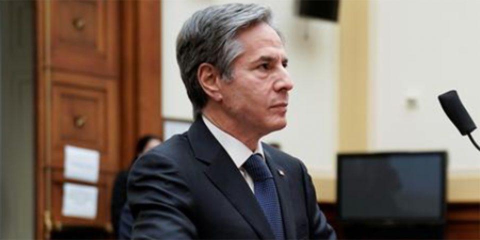 Μήνυμα Μπλίνκεν στην Άγκυρα: Να ανακληθεί η απόφαση για τα Βαρώσια