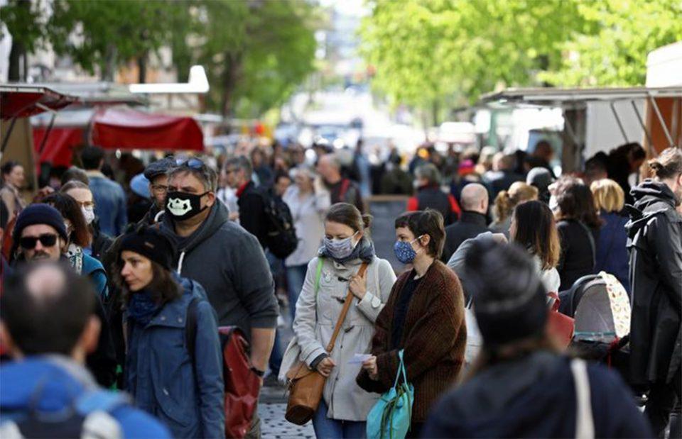 Γερμανία: Οι μυστικές υπηρεσίες παρακολουθούν τους αρνητές κορωνοϊού