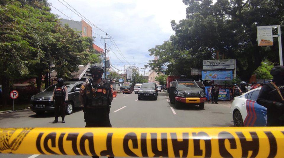Έκρηξη έξω από εκκλησία στην Ινδονησία: Τι δείχνουν τα πρώτα στοιχεία - Αρκετοί τραυματίες