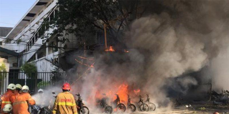 Ινδονησία: Έκρηξη έξω από εκκλησία – Πληροφορίες για θύματα