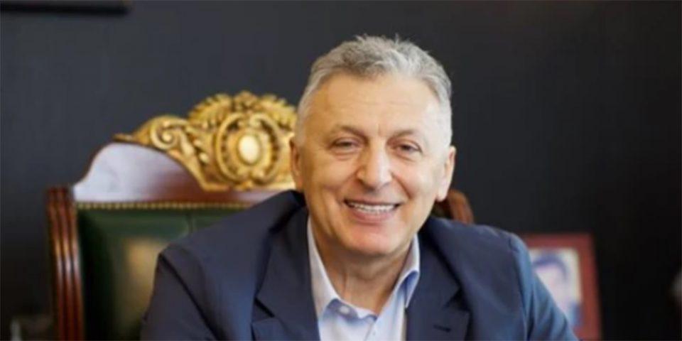 Πέθανε ο Μπόρις Μουζενίδης, ο άνθρωπος που απογείωσε τον ελληνικό τουρισμό στη Ρωσία