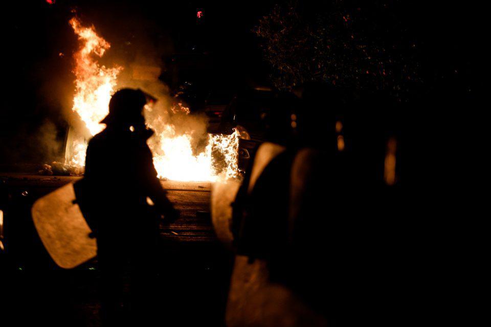 Νέα Σμύρνη: Νέα καταγγελία για ξυλοδαρμό γυναίκας από αστυνομικό