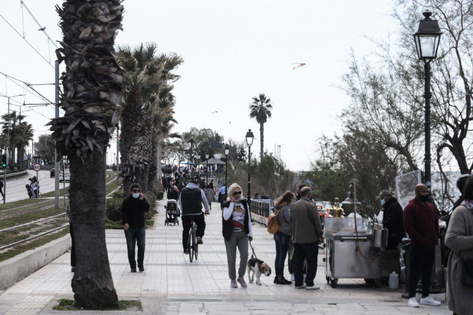 Βασιλακόπουλος: Αν μείνουμε Αθήνα το Πάσχα τα κρούσματα θα αυξηθούν
