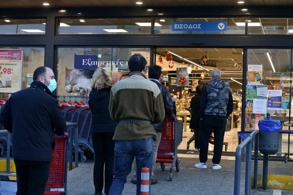 Πάσχα - Αγορά: Το ωράριο λειτουργίας σούπερ μάρκετ και καταστημάτων