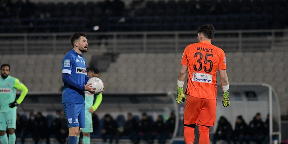 Super League: «Βλέπει» έβδομη θέση ο ΠΑΣ Γιάννινα, 1-0 τον Ατρόμητο
