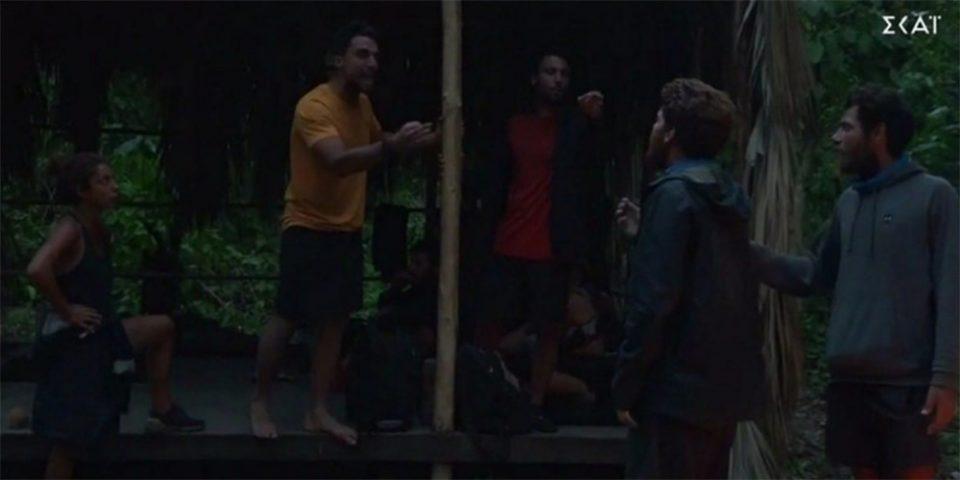Survivor 4: Η… βαριά κουβέντα του Τζέιμς στην Μαριαλένα που η παραγωγή έκρυψε πίσω από το «μπιπ»