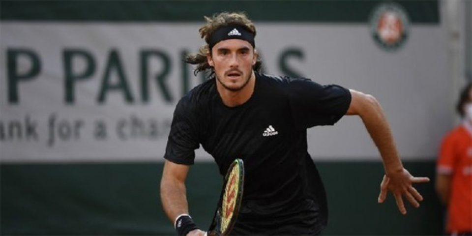 Roland Garros: Ακάθεκτος στο Παρίσι ο Στέφανος Τσιτσιπάς