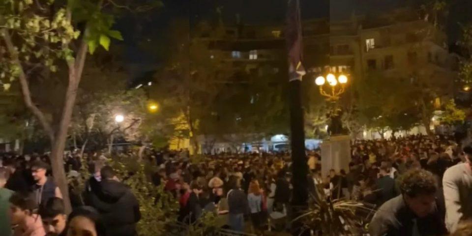 Κορωνοπάρτι στην Κυψέλη: Γιατί δεν επενέβη η ΕΛ.ΑΣ. - Τι ισχύει