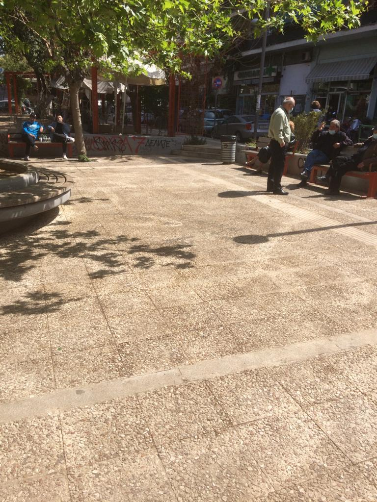 Πλατεία Βαρνάβα: Το «πριν» και το «μετά»