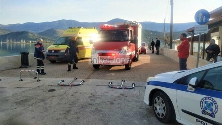 Κεφαλονιά: 35χρονος εντοπίστηκε να επιπλέει στη θάλασσα νεκρός