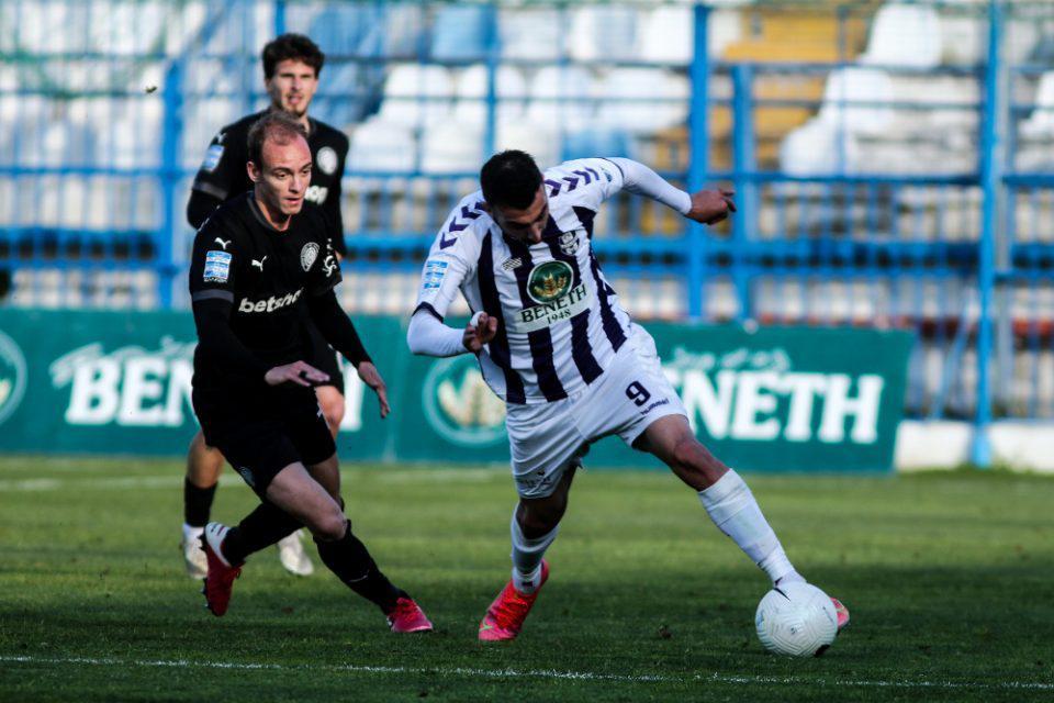 Super League 1: Το βαθμό της ισοπαλίας μοιράστηκαν Απόλλων και ΟΦΗ