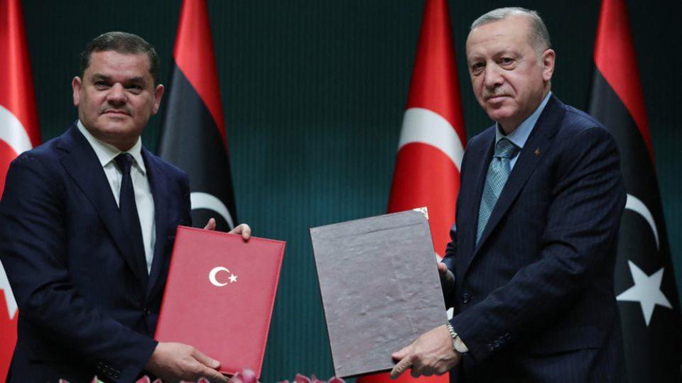 Ο Ε.Τ. αποκαλύπτει τα τουρκικά «κόλπα» στη Λιβύη