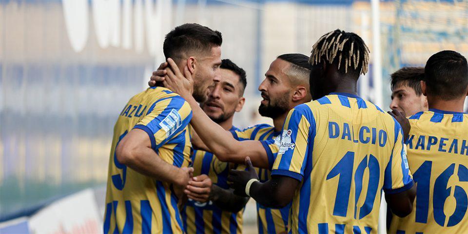 Super League - Play Out: «Αναπνέει» ο Παναιτωλικός, 1-0 τον Απόλλωνα