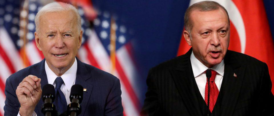 Συνάντησης Μπάιντεν - Ερντογάν: Τα σημεία τριβής ΗΠΑ και Τουρκίας