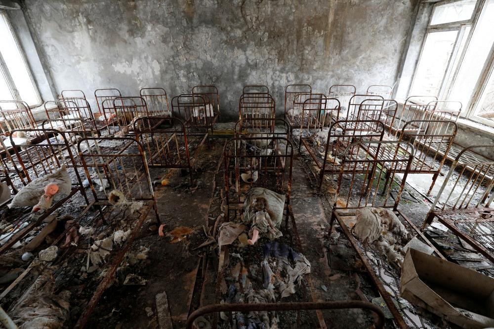 35 χρόνια από το ατύχημα στο Τσέρνομπιλ