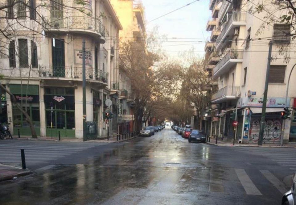 Δήμος Αθηναίων: Μεγάλη δράση καθαριότητας στον Άγιο Παύλο
