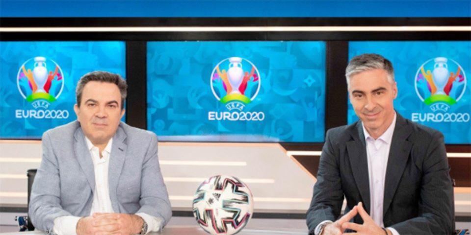 Καρπετόπουλος και Λιώρης μιλούν στον Ε.Τ. για την εκπομπή τους