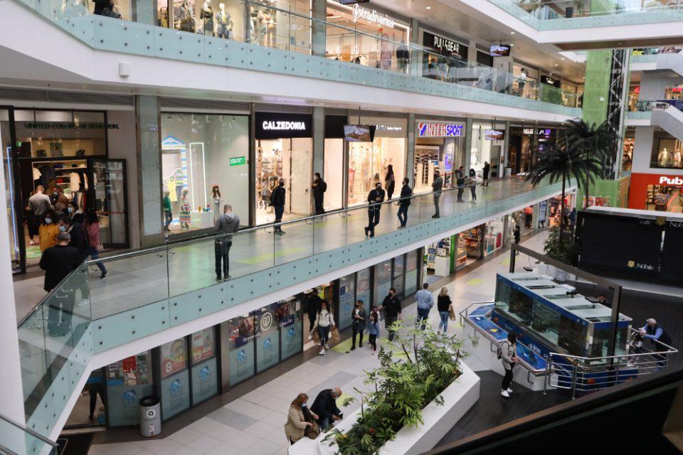 Εμπορικά κέντρα: Έρχονται αλλαγές για τα take away και τα delivery