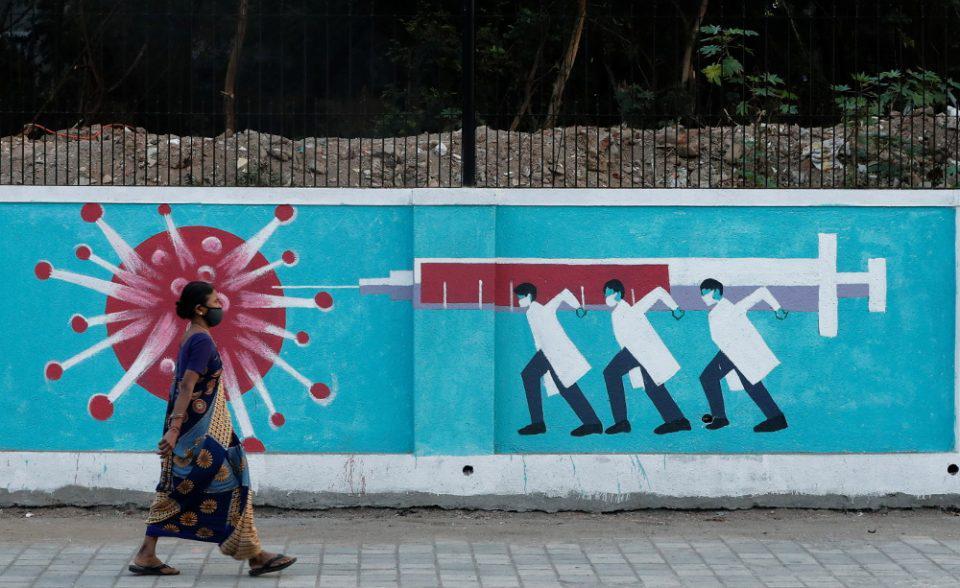 Σοκ στην Ινδία: Πάνω από 200.000 κρούσματα - 1.038 θάνατοι σε 24 ώρες
