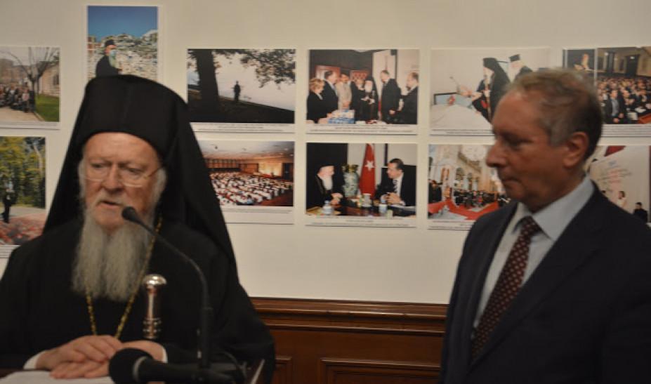 Πέθανε ο φωτογράφος του Οικουμενικού Πατριάρχη, Νίκος Μαγγίνας