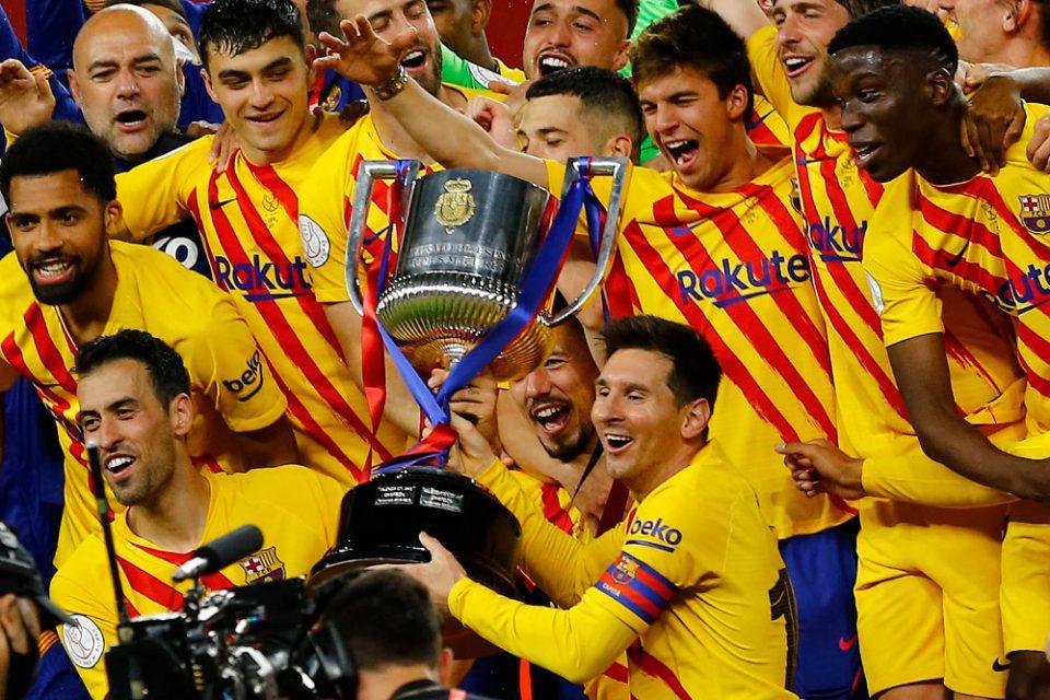 Τελικός Κυπέλλου Ισπανίας: Αθλέτικ Μπιλμπάο-Μπαρτσελόνα 0-4